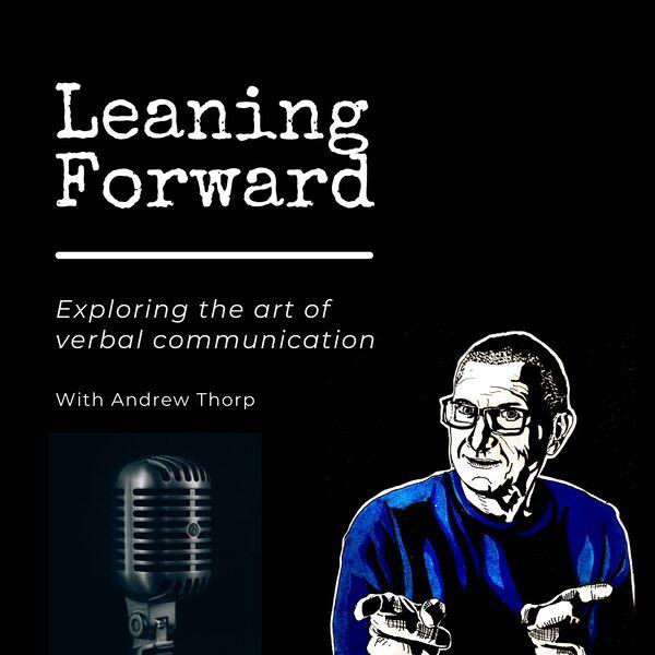 Leaning Forward Podcast Artwork Image
