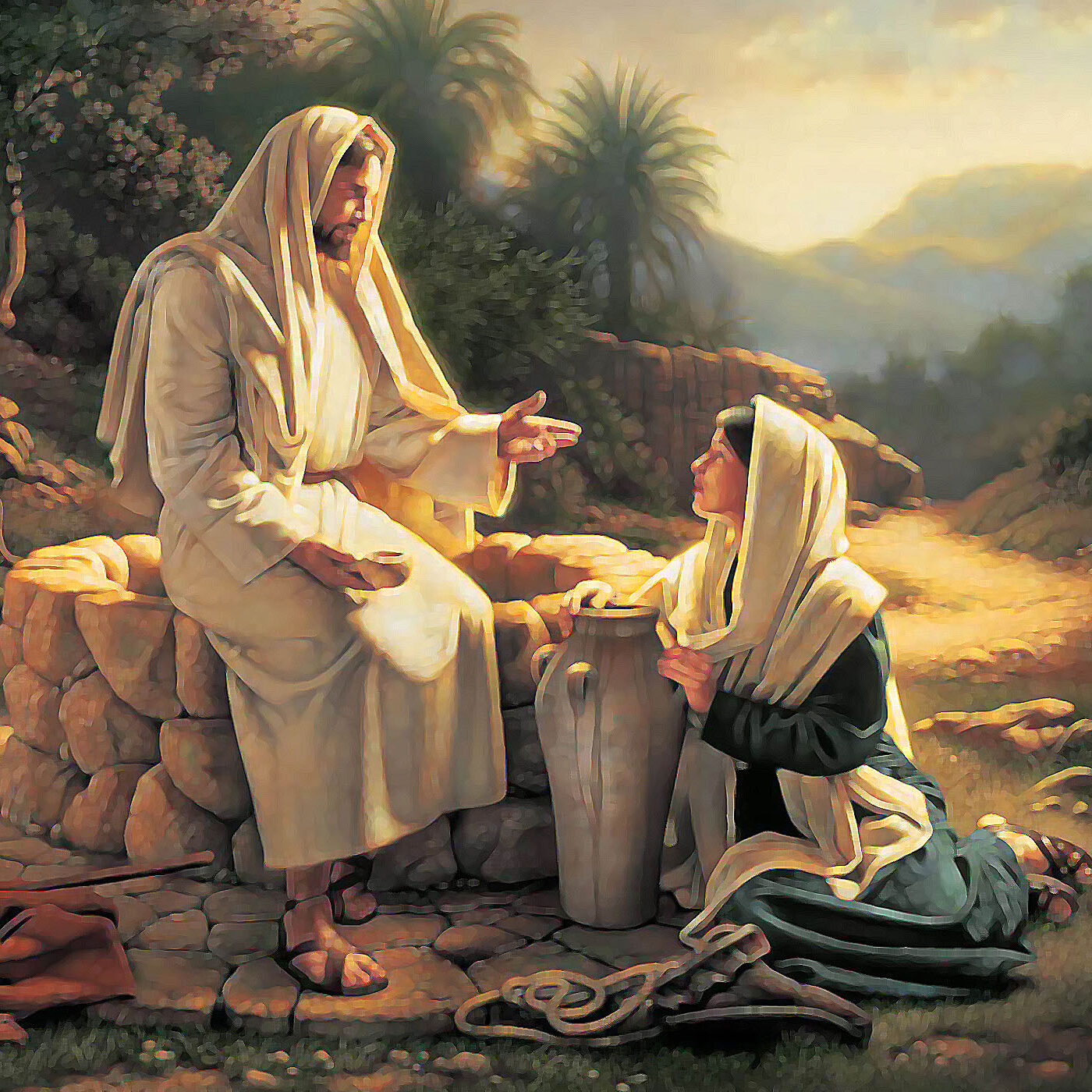 riflessioni sul Vangelo di Giovedì 21 Ottobre 2021 (Lc 12, 49-53) - Apostola Michela