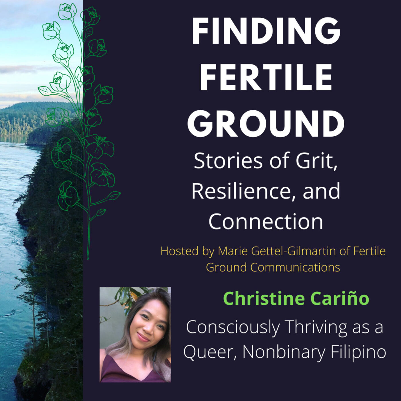 Christine Cariño: Consciously Thriving as a Queer, Nonbinary Filipino