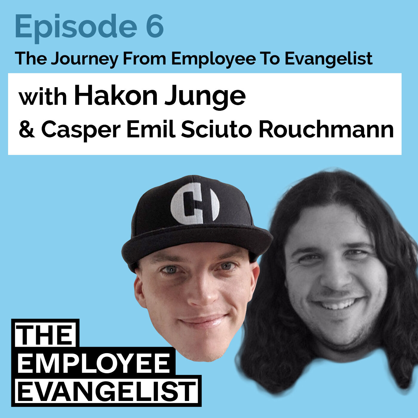 """Episode 6: """"How Sales Can Make You A Better Marketeer"""" with Casper Rouchmann"""