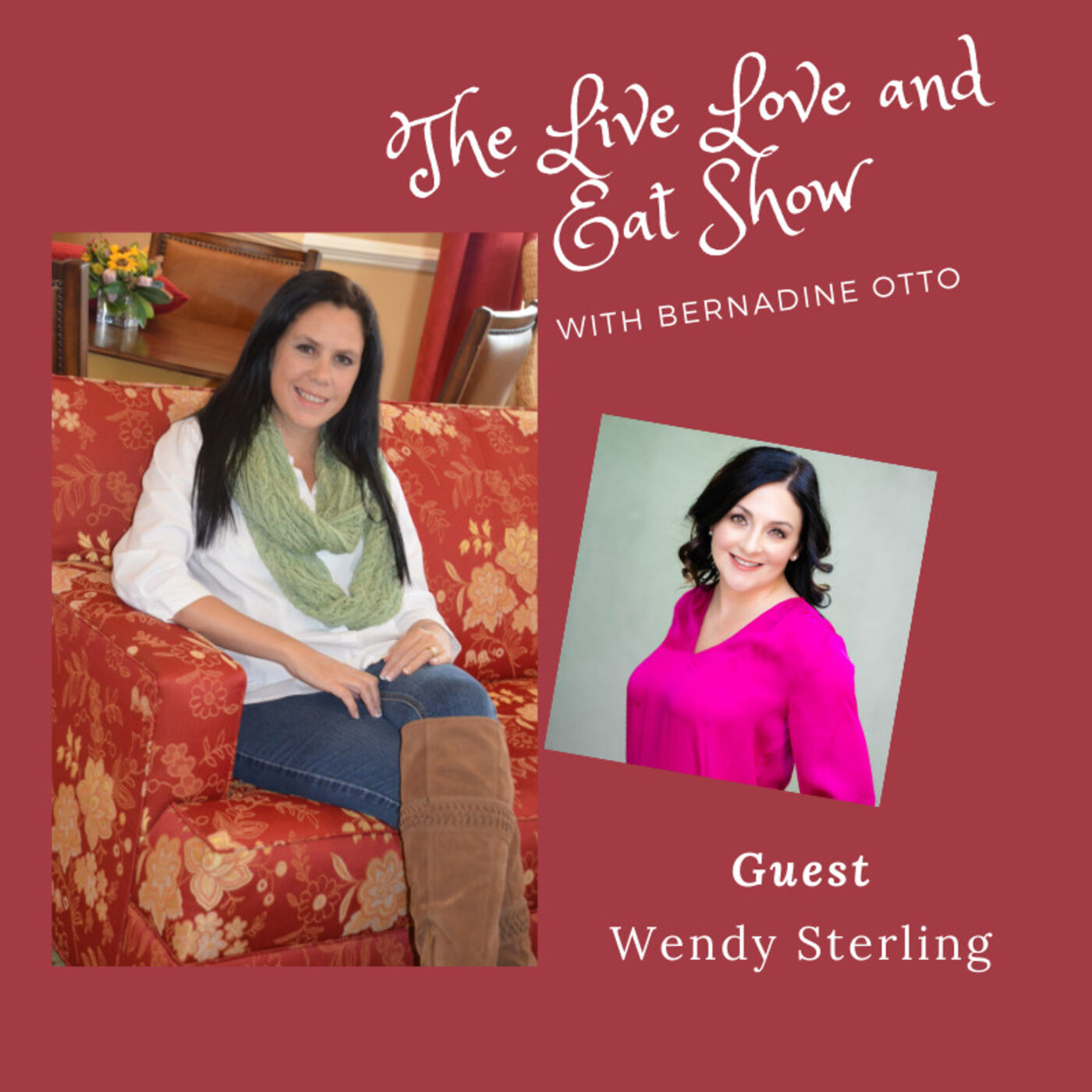 Episode 10:  Shining Light through divorce by Wendy Sterling