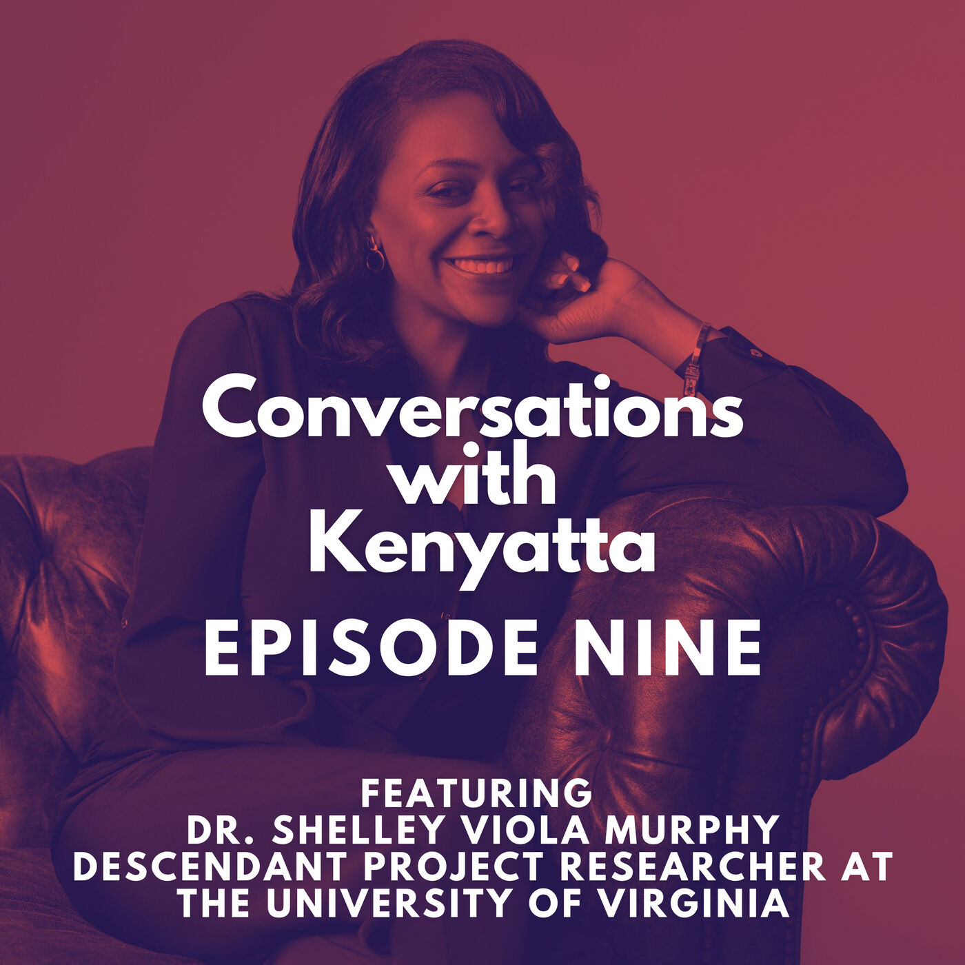 A Conversation with Dr. Shelley Viola Murphy, Descendant Project Researcher at the University of Virginia