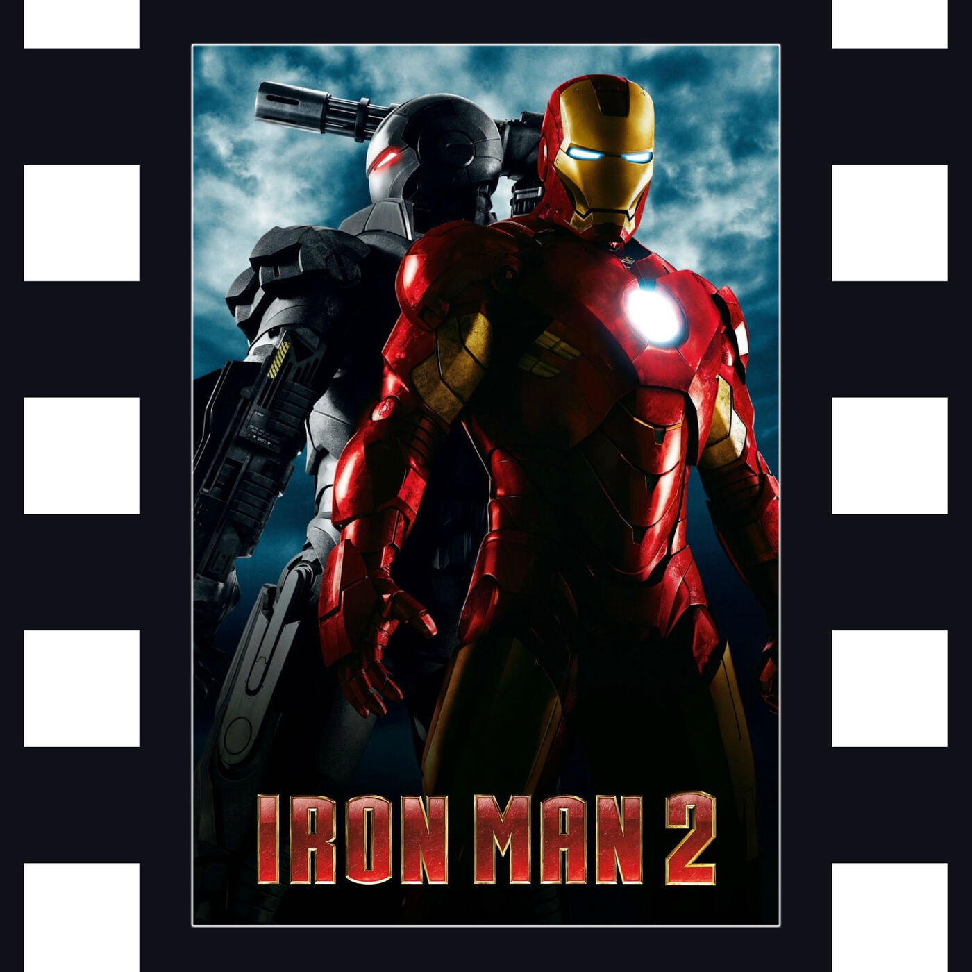 Iron Man 2 - Enjoying Things that Stink with The Polymath Roundtable