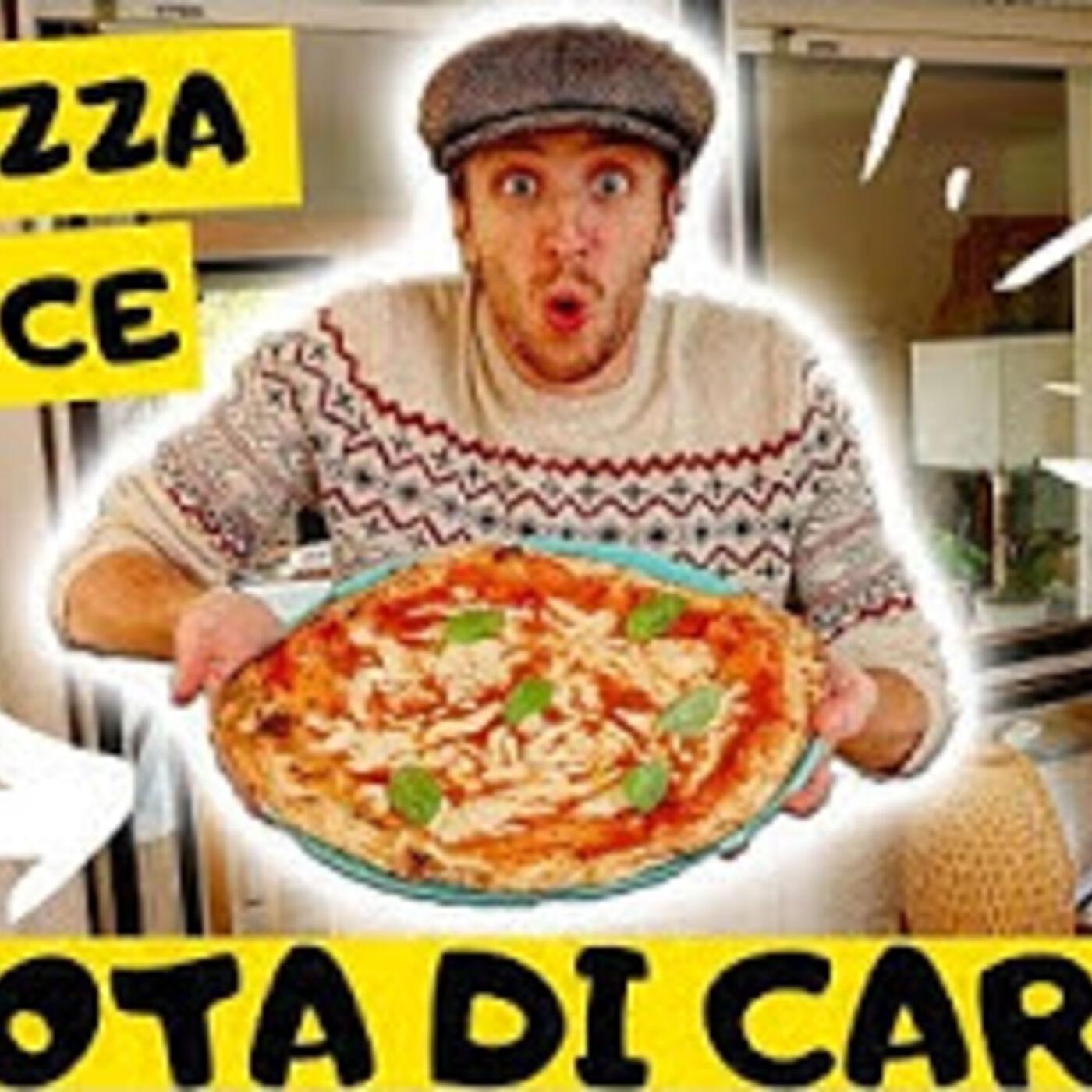 Ep. 2 - Vincenzo Viscusi: pizza, passione, sentimento