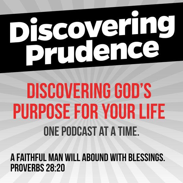 Discovering Prudence  Podcast Artwork Image
