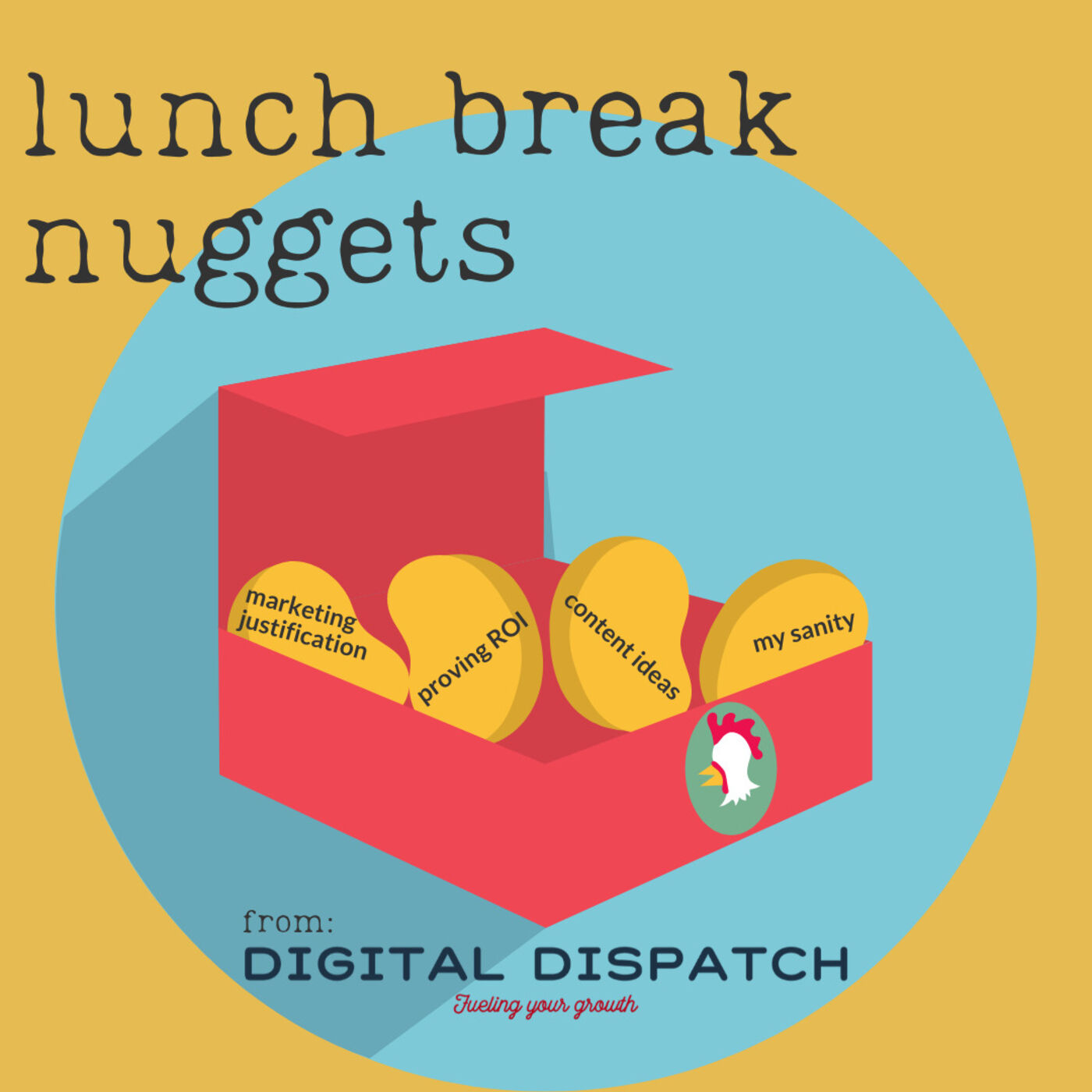 Lunch Break Nuggets: How to Plan Your Content for 2020