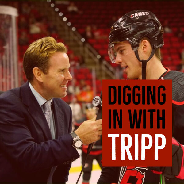 Digging in with Tripp Podcast Artwork Image