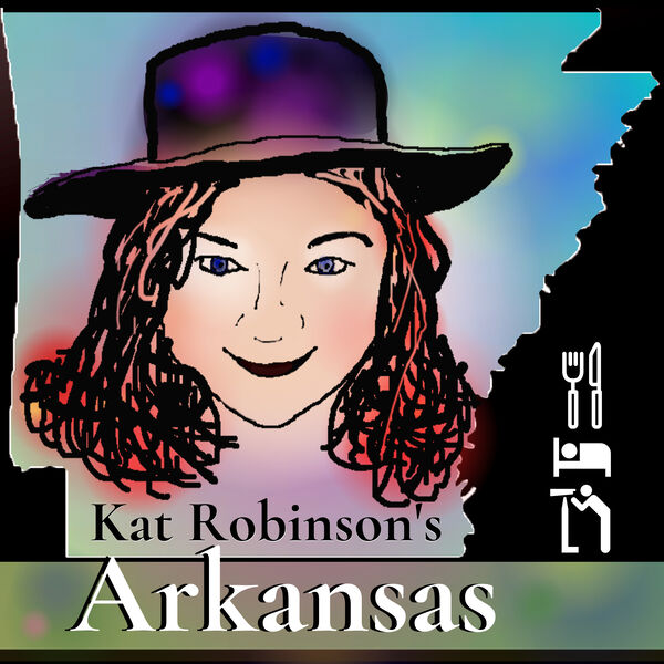 Kat Robinson's Arkansas Podcast Artwork Image