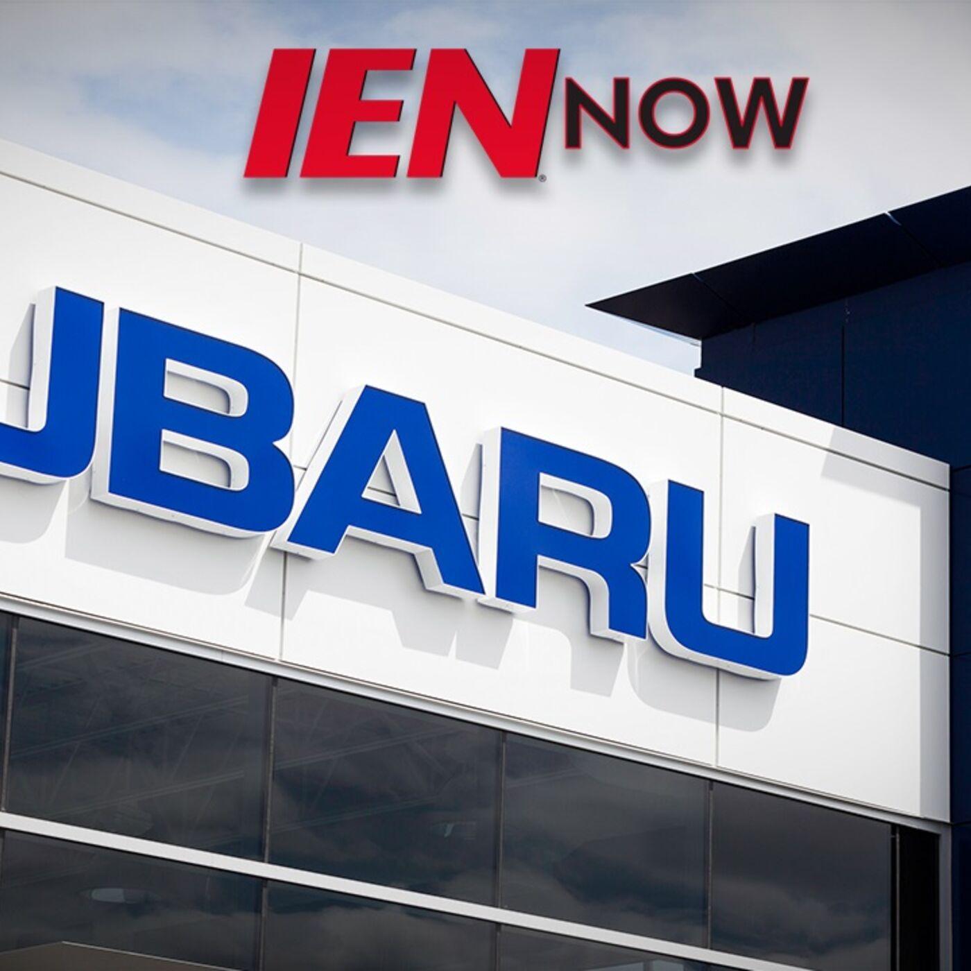 Subaru Is Going Electric…Eventually