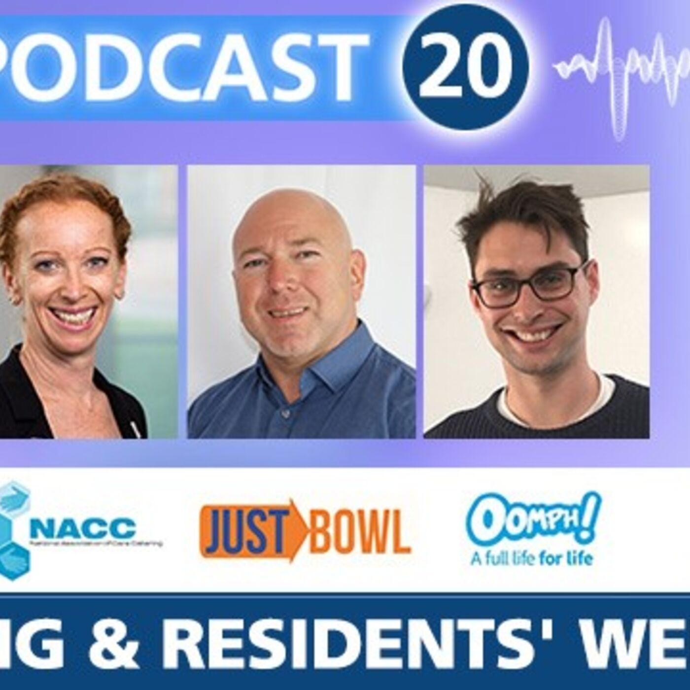 Catering & Residents' Wellbeing - a podcast special from Care Home Management