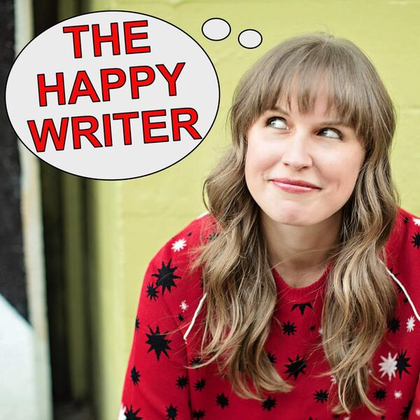 The Happy Writer with Marissa Meyer Podcast Artwork Image