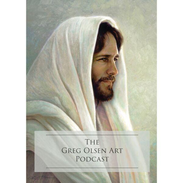 The Greg Olsen Art Podcast Podcast Artwork Image