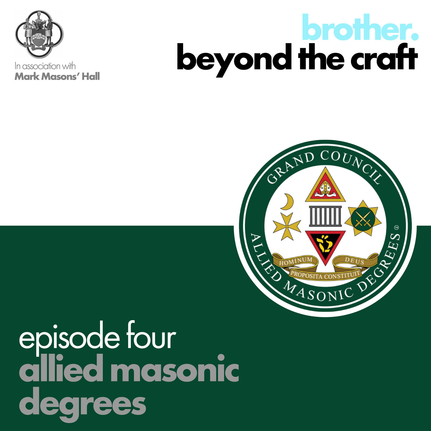 Brother: Beyond the Craft - Allied Masonic Degrees