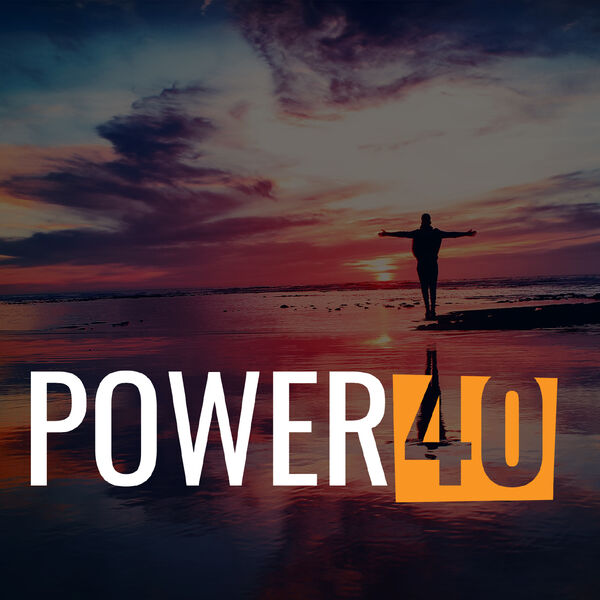 Power40 Podcast Artwork Image