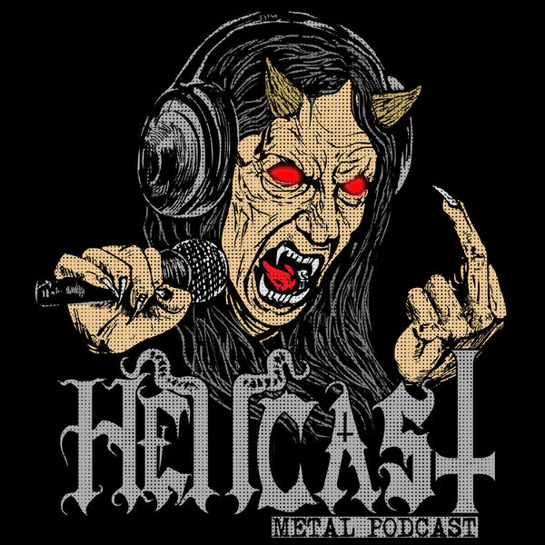 HELLCAST | Metal Podcast Podcast Artwork Image