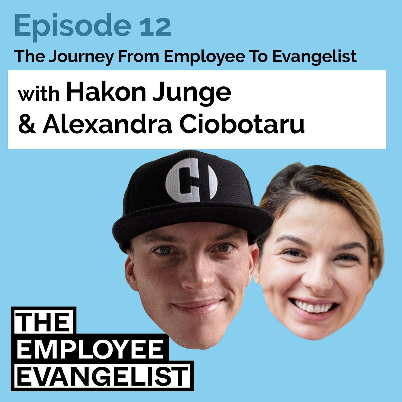 "Episode 12: ""How To Find Your Confidence"" with Alexandra Ciobotaru from Novorésumé"