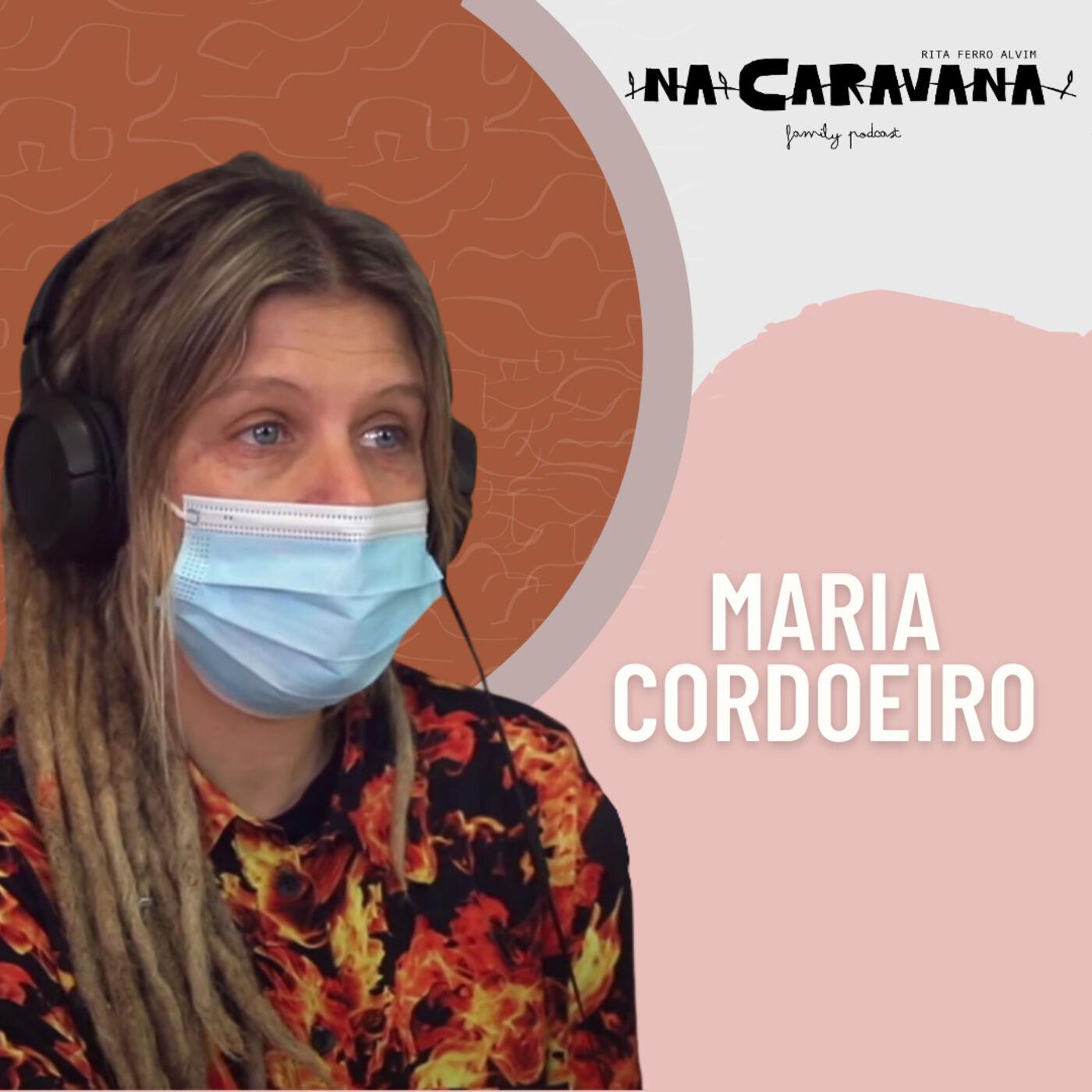 N'A Caravana com Maria Cordoeiro #73 Slowliving, uma horta e cinco filhos