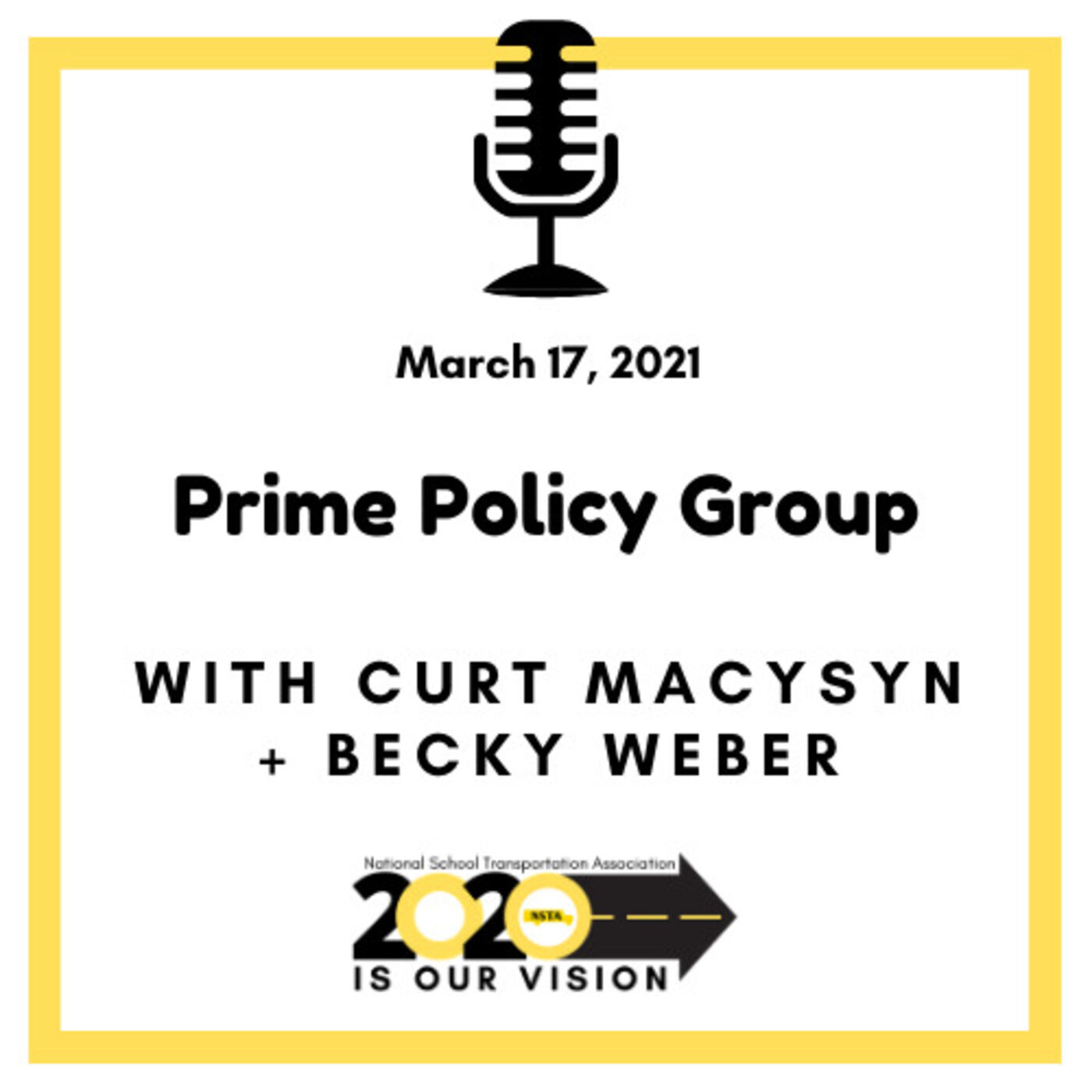 Prime Policy Group | Becky Weber, Managing Director