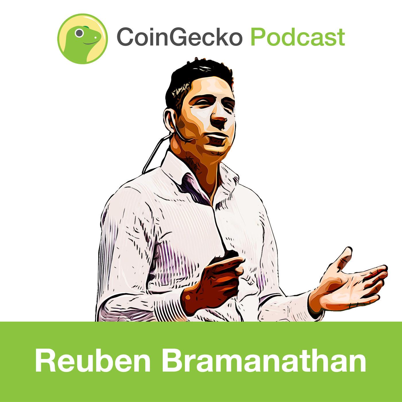 Personal Token Revolution with Reuben Bramanathan - Ep. 7