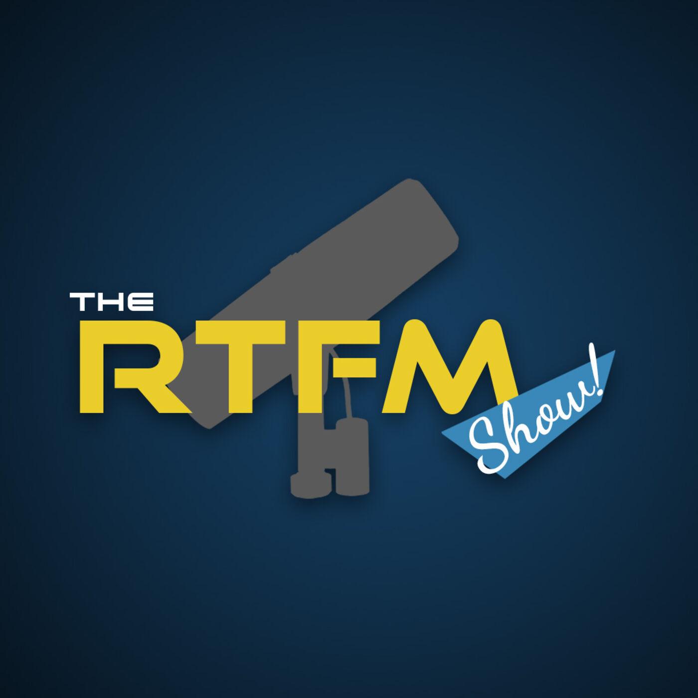 The RTFM Show! 001