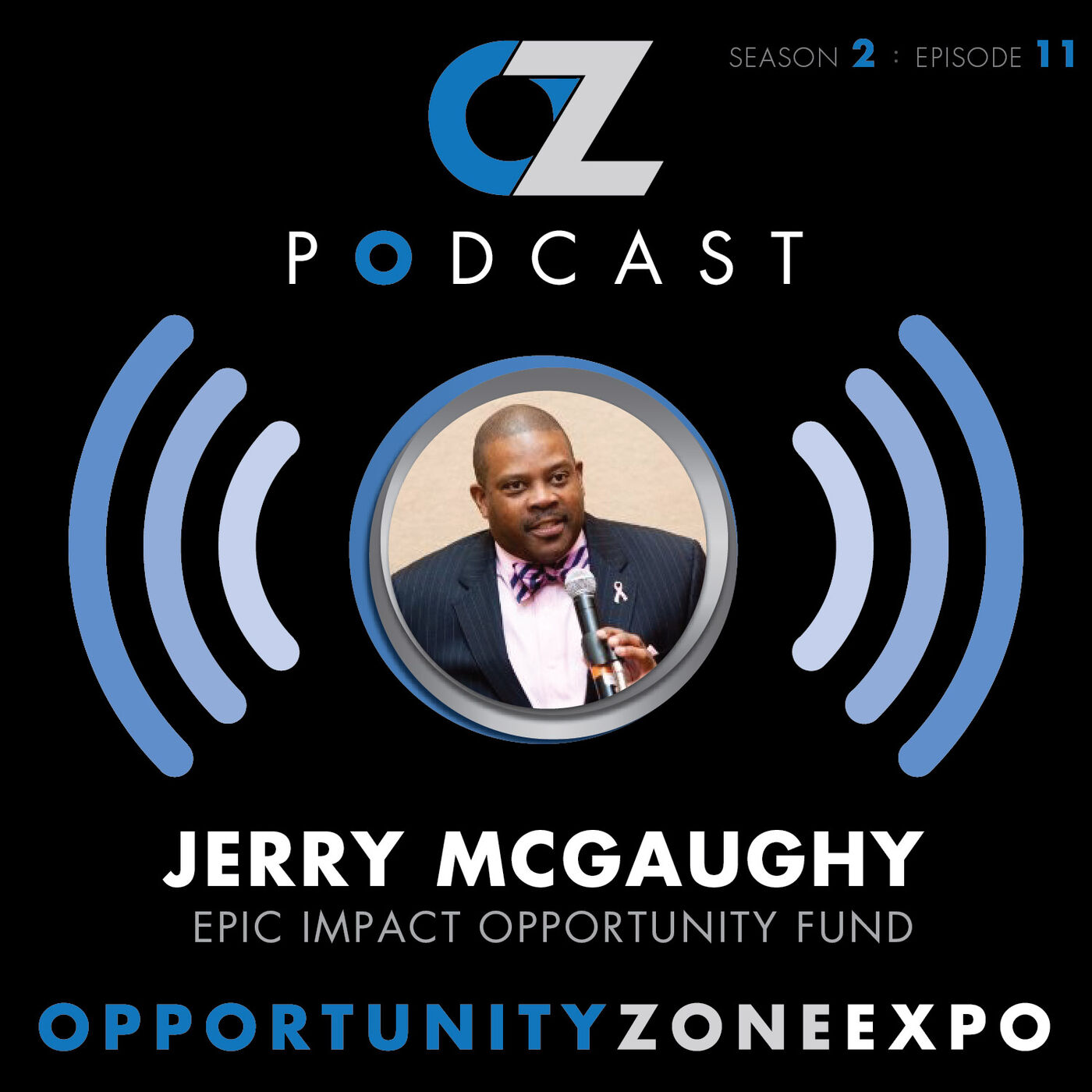 Jerry McGaughy - Public-Private Partnership the Key to OZ Impact Investing