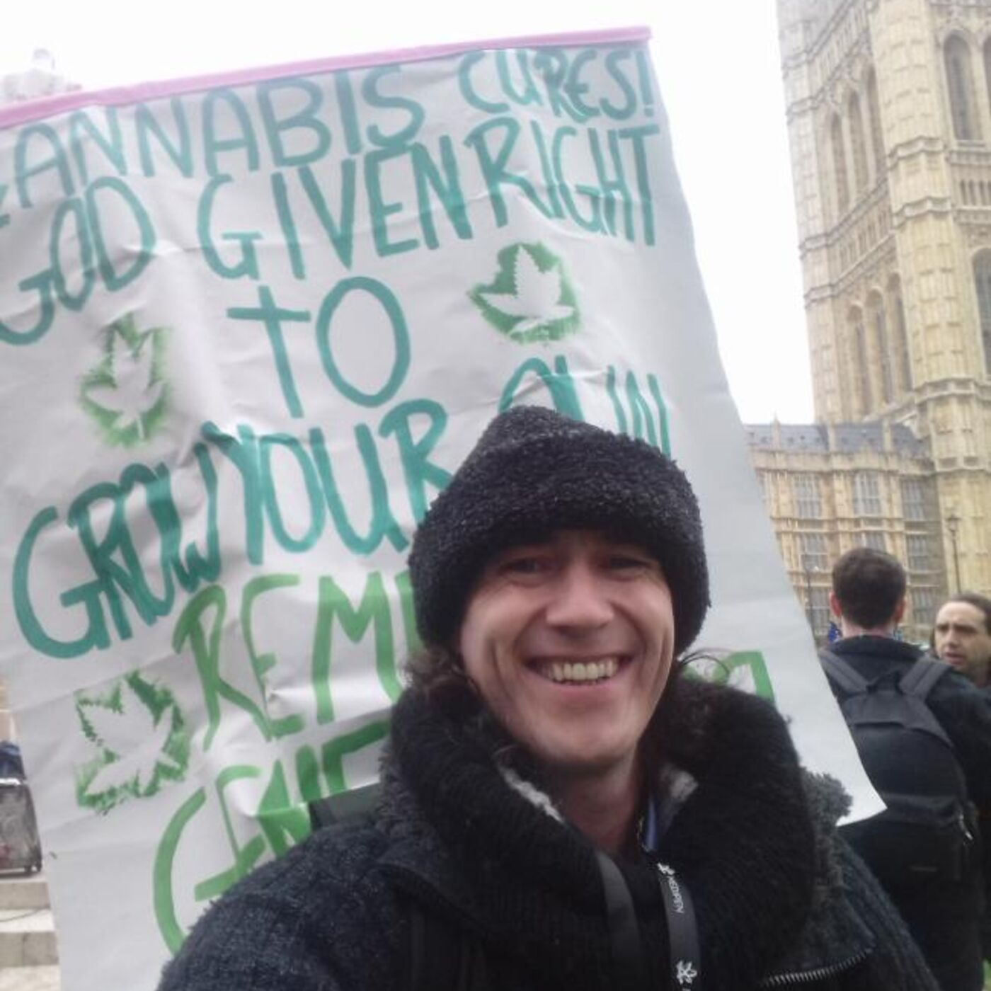 Phil Monk - a sovereign human right to cannabis
