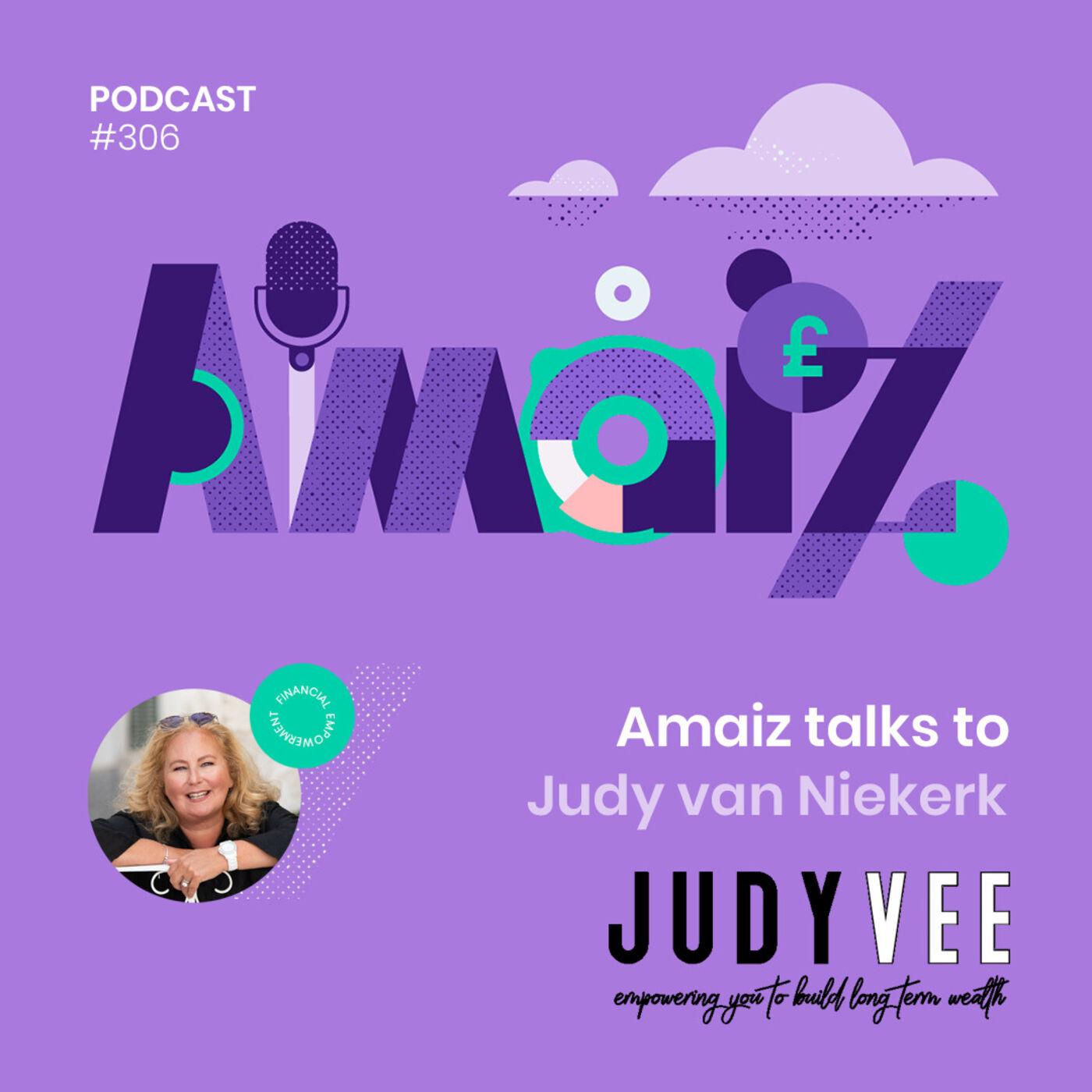 Business under Lockdown - Amaiz talks to Judy van Neikerk