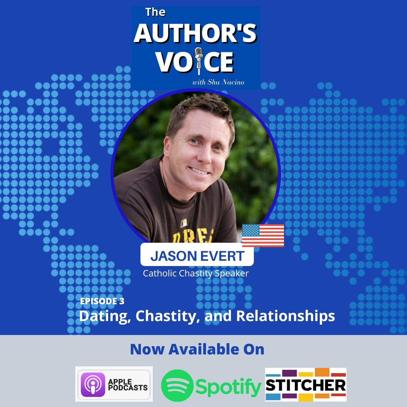 TAV 003: Chastity, Dating, and Relationships with Jason Evert