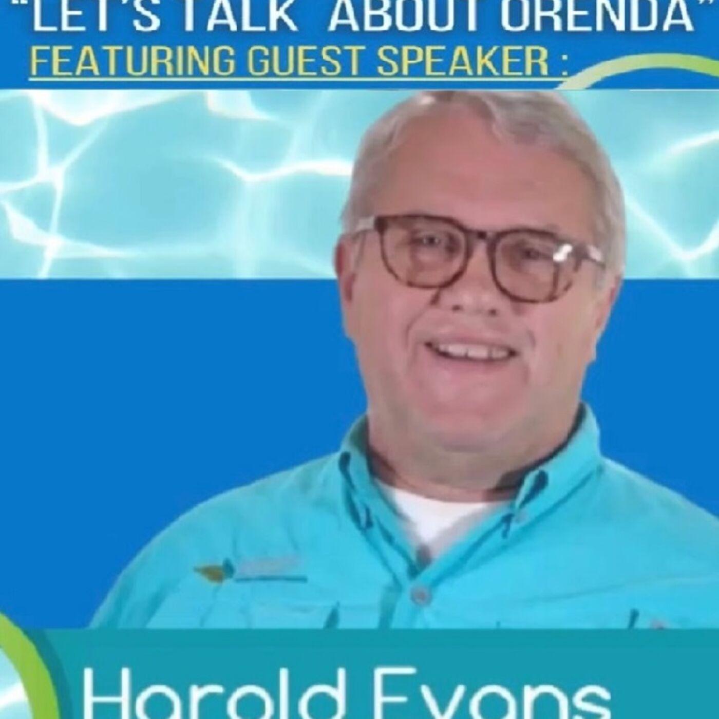 Let's Talk About Orenda