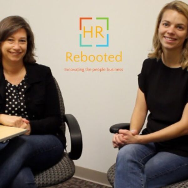 HR Rebooted Podcast Podcast Artwork Image