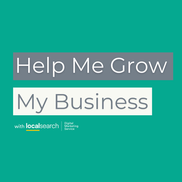 The Help Me Grow My Business Podcast Podcast Artwork Image