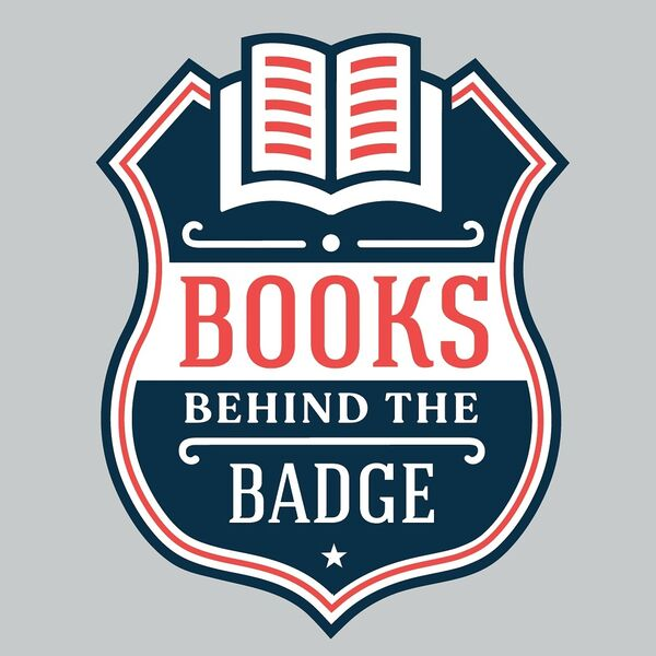 Books Behind The Badge Podcast Artwork Image