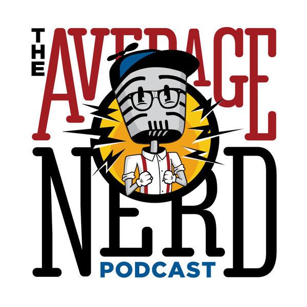 The Average Nerd Podcast Artwork Image