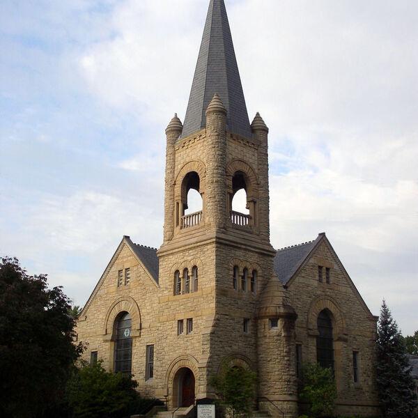Presbyterian Church of Wyoming Podcast Artwork Image