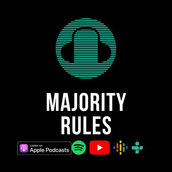 Majority Rules Podcast Artwork Image