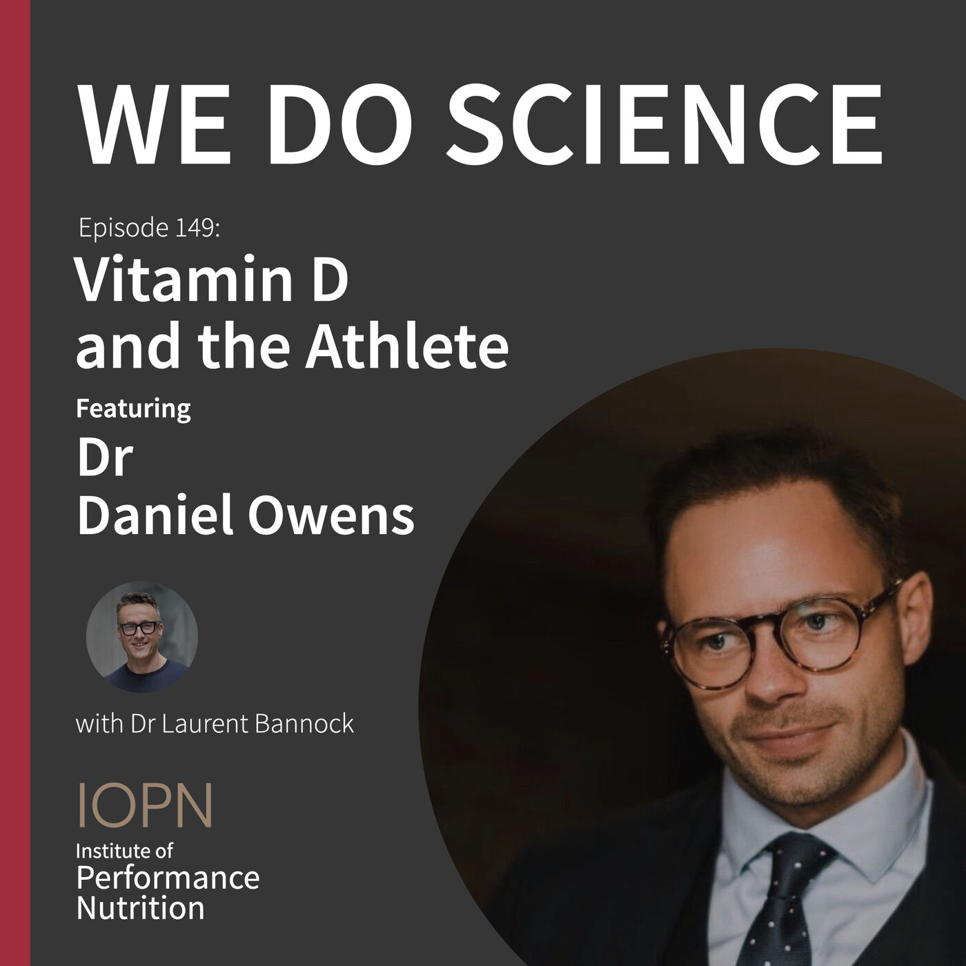 """""""Vitamin D and the Athlete"""" with Dr Daniel Owens PhD"""