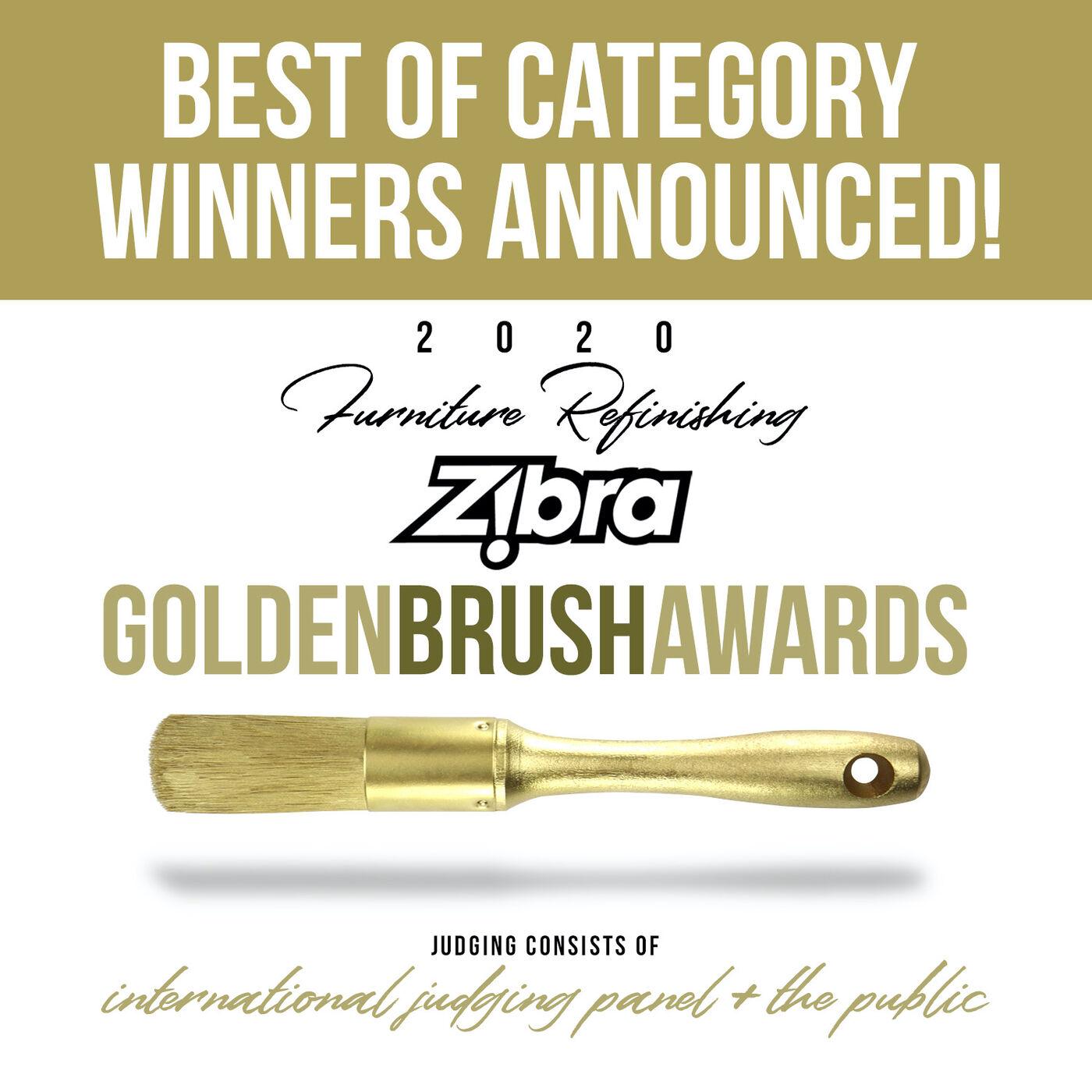 Announcing The Winners of The Zibra's Golden Brush Awards