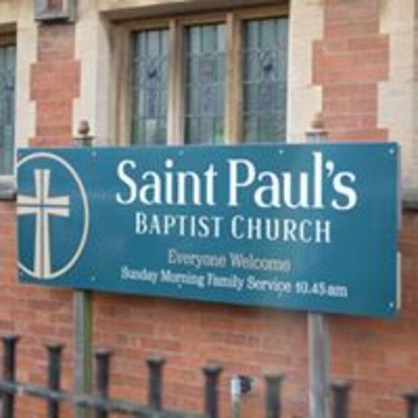 St Pauls Baptist Church, Skegness Podcast Artwork Image