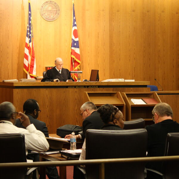 On The Record: The Podcast of the Cuyahoga County Common Pleas Court Podcast Artwork Image