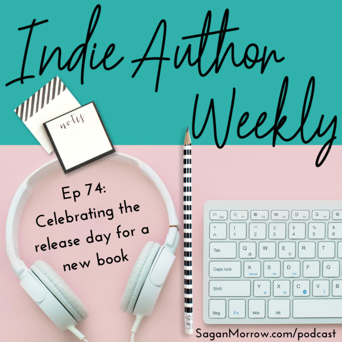 074: Celebrating release day for a new book (Her Bad Idea)