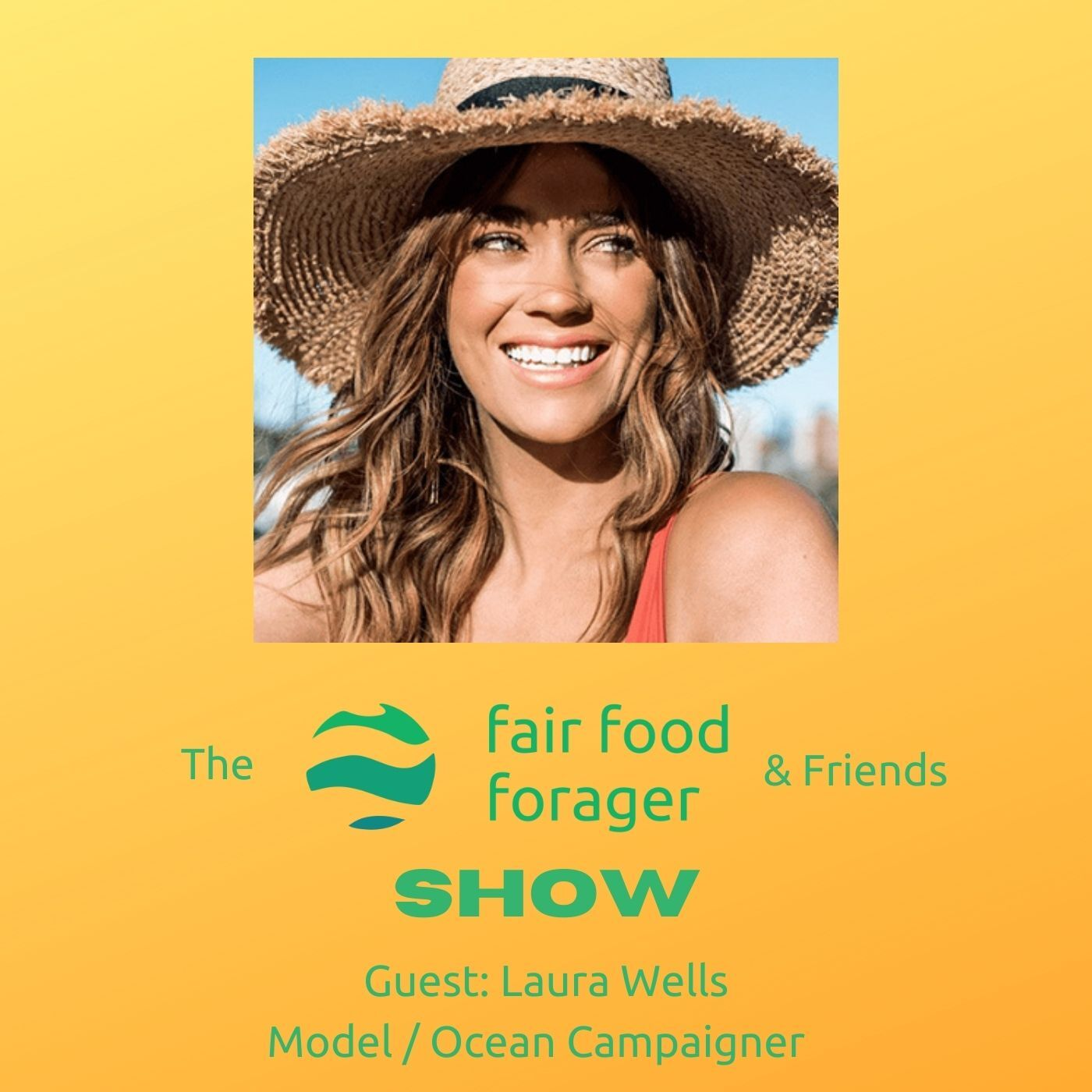 #28 Laura Wells - Learning what you're good at by accident and making the most of it.