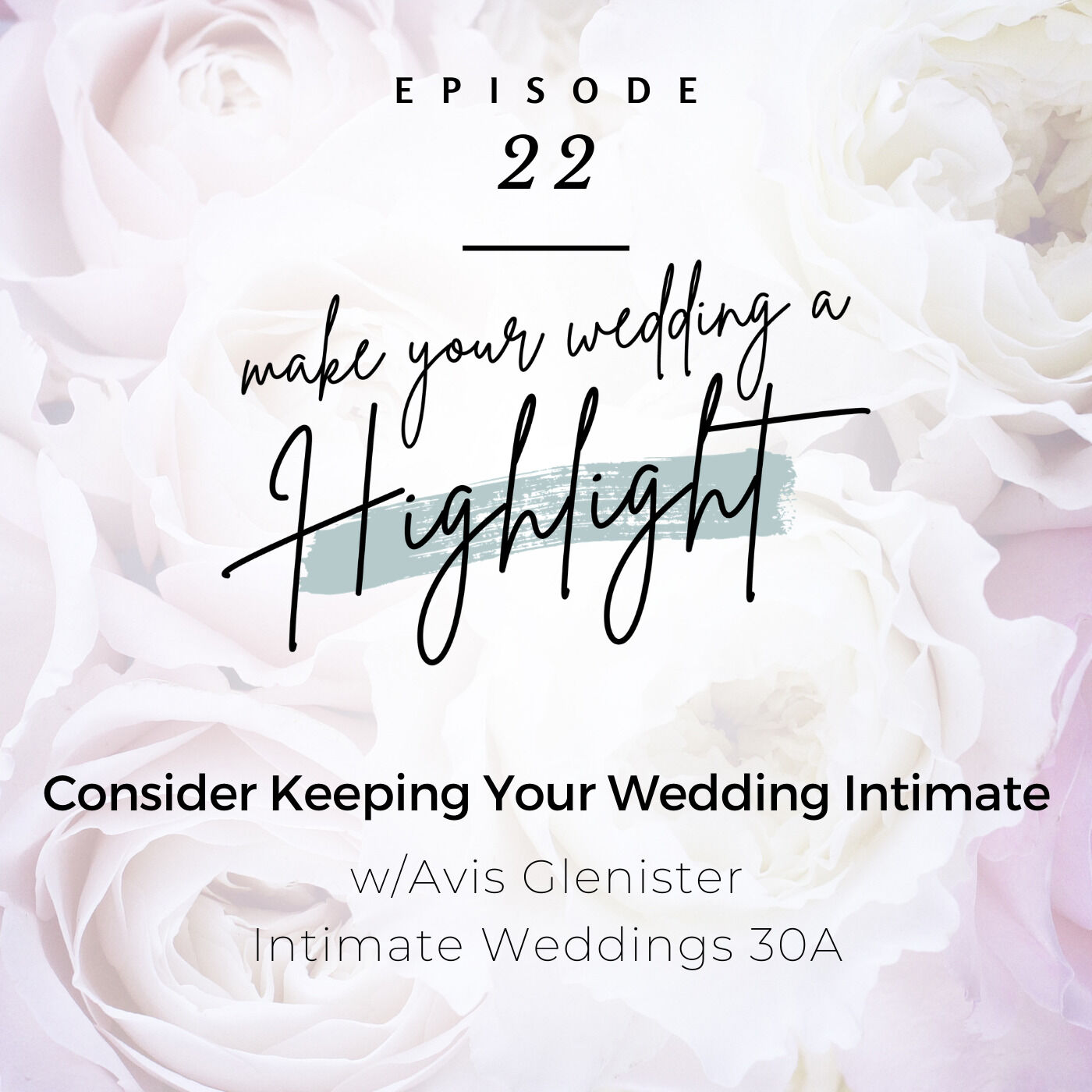 Consider Keeping Your Wedding Intimate!