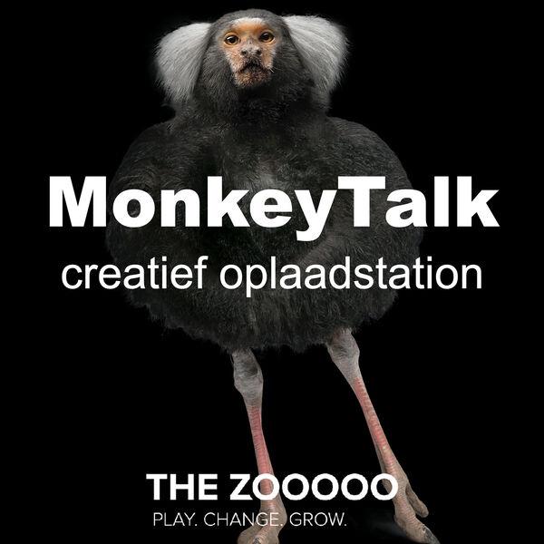 MonkeyTalk  Podcast Artwork Image