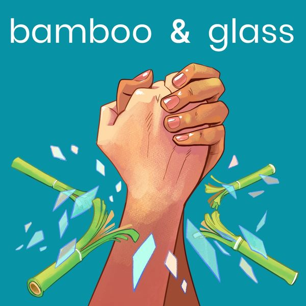 bamboo & glass Podcast Artwork Image