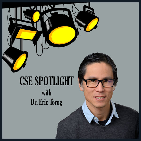 CSE Spotlight Podcast Artwork Image