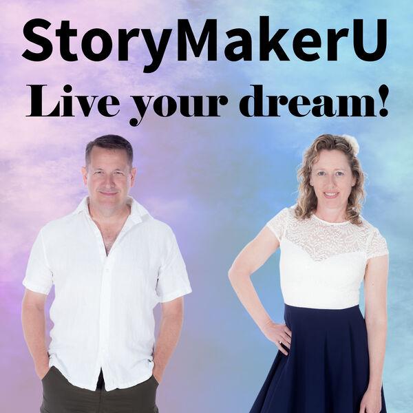 StoryMakerU Podcast Artwork Image