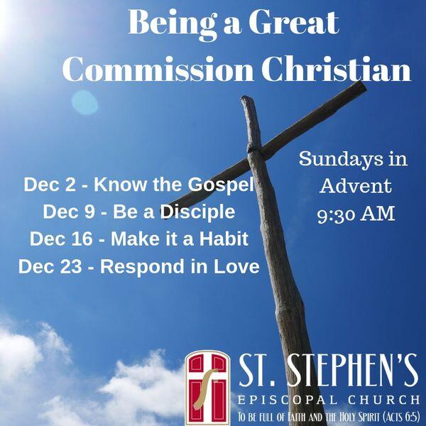 St. Stephen's Pulpit Podcast Artwork Image