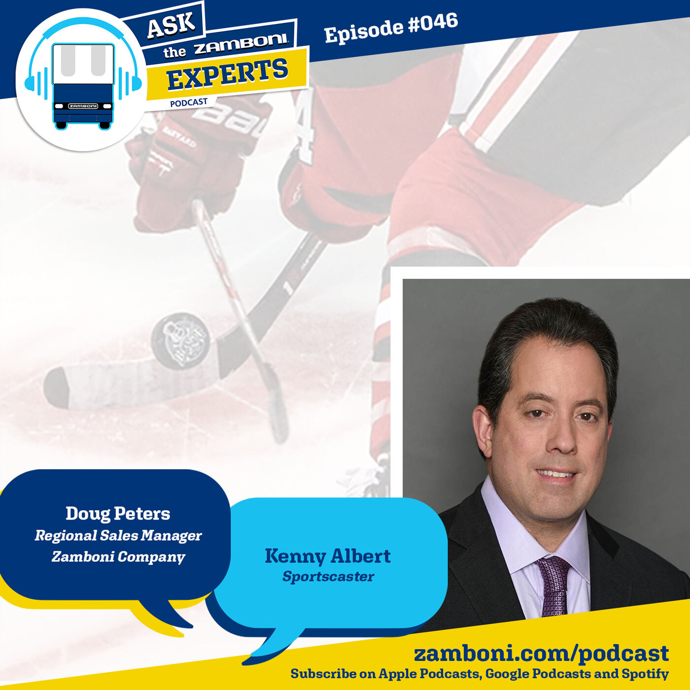 Episode #046: Kenny Albert