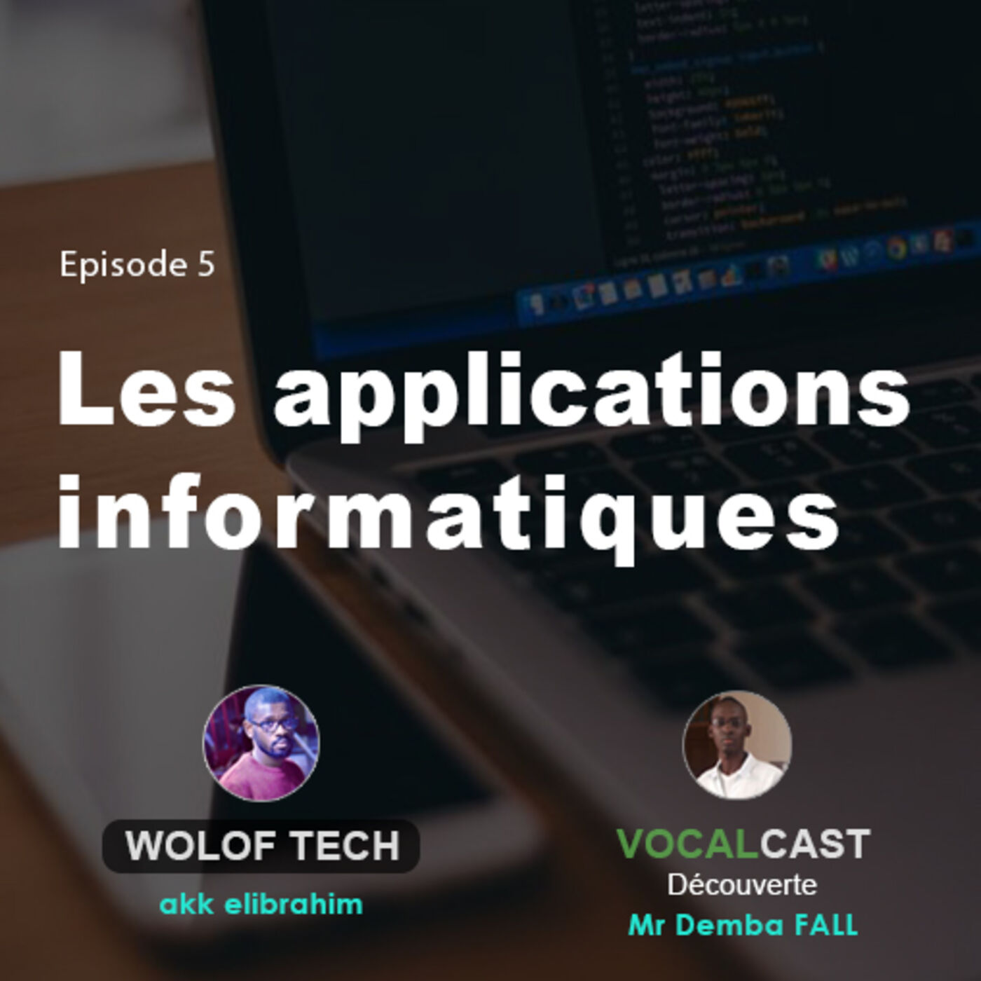 Les applications informatiques