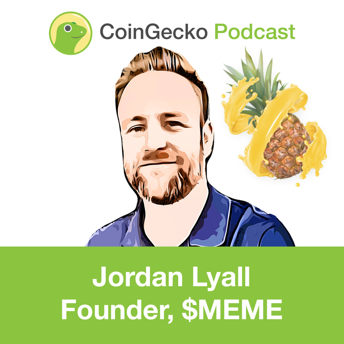 Jordan Lyall, Founder of $MEME Project Shares his Thoughts on the Intersection of DeFi and NFT – Ep. 22